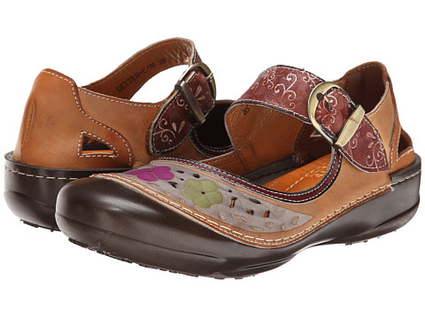 Spring Step - Dexter (Camel) Women's Sandals