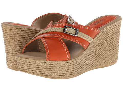 Spring Step - Paula (Orange) Women's Sandals