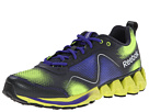 Reebok ZigKick Wild (Gravel/Ultima Purple/Solar Yellow/White)