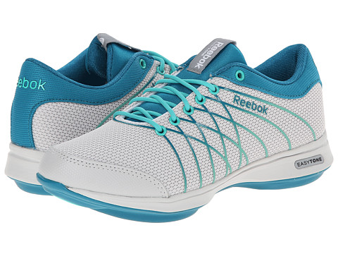 Reebok - Easytone Essential III (Steel/English Emerald/Timeless Teal) Women's Shoes