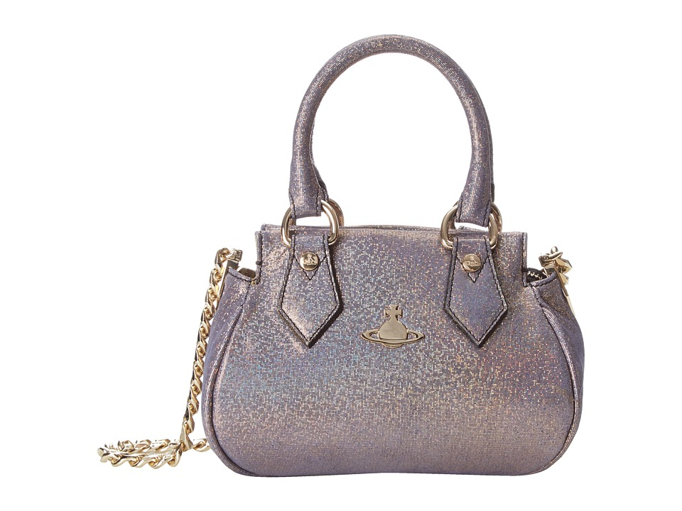 Vivienne Westwood - Glitter Evening Bag (Glitter) Handbags