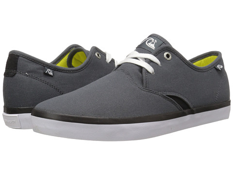 Quiksilver - Shorebreak (Grey/Grey/Black) Men's Shoes