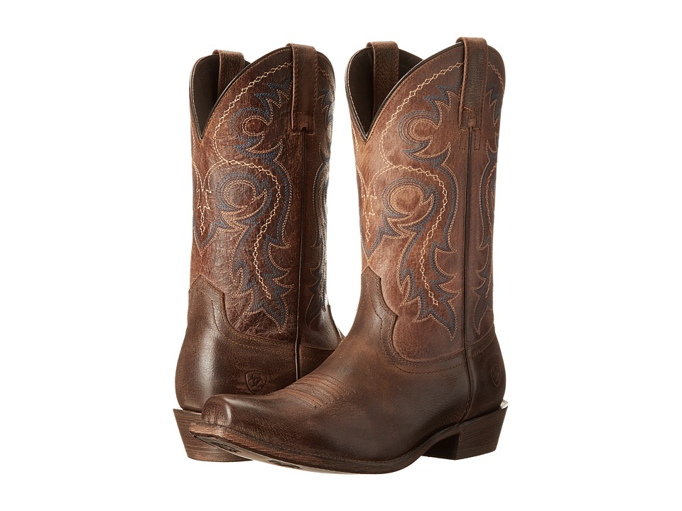 Ariat - Lawless (Rustic Maple) Cowboy Boots