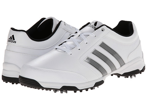adidas Golf - Pure 360 Light (Running White/Core Black/Core Black) Men