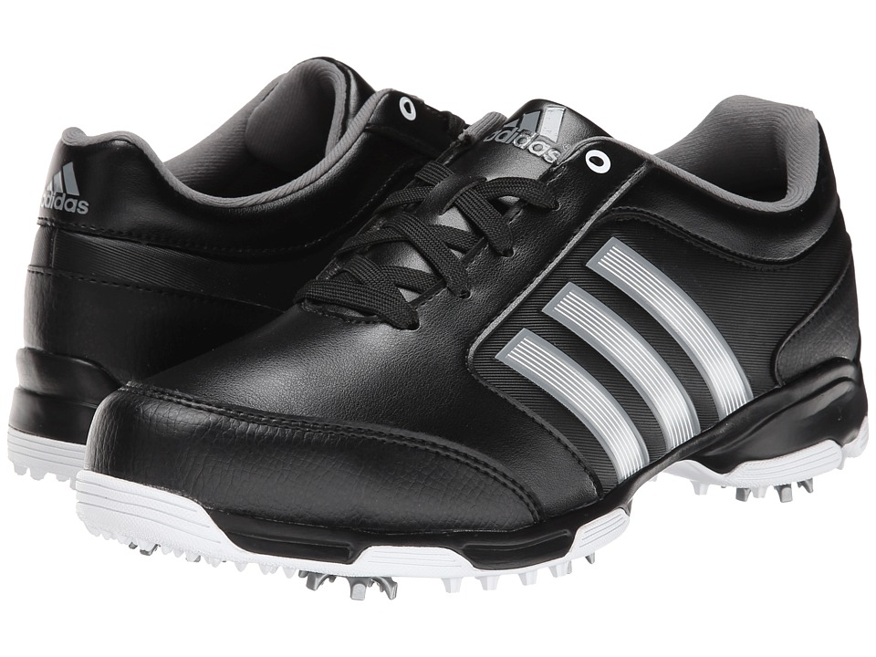 adidas Golf - Pure 360 Light (Core Black/Silver Metallic/Running White) Men's Golf Shoes