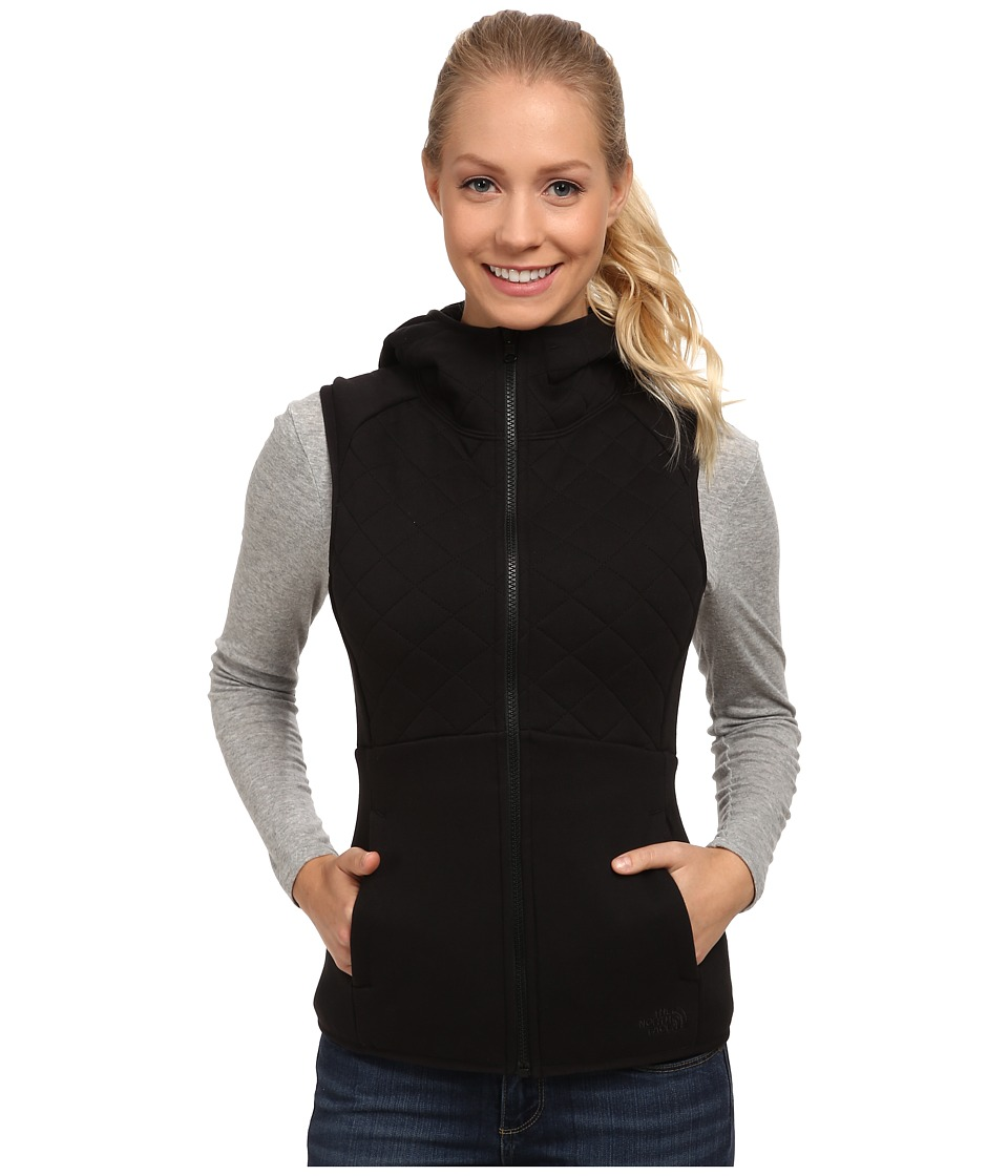 The North Face - Reversible Caroluna Vest (TNF Black) Women's Vest