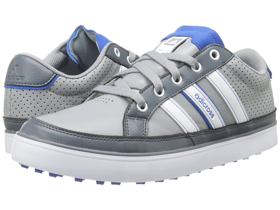 adidas Golf - adiCross IV (Clear Onix/Running White/Onix) Men