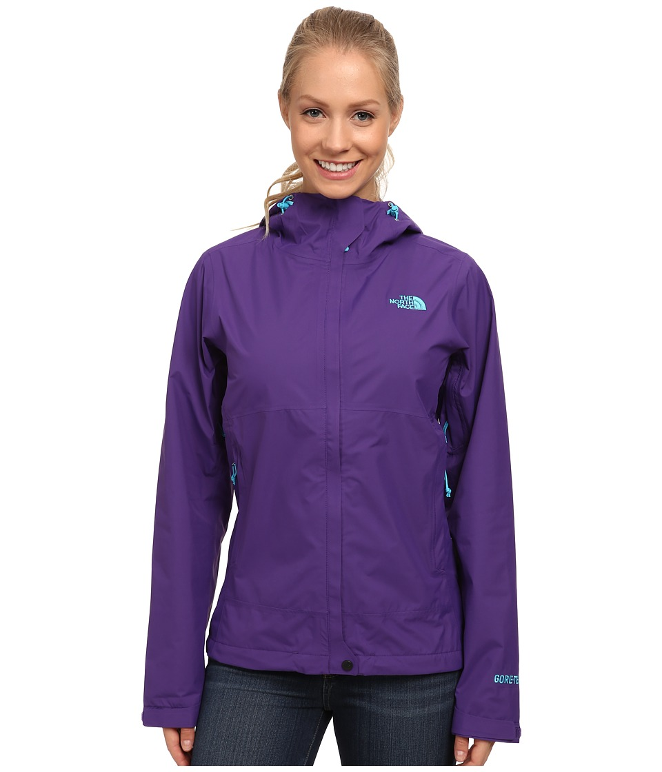 The North Face - Dryzzle Jacket (Hero Purple) Women
