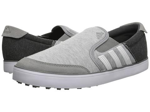 adidas Golf - adiCross SL (Core Heather/White/Dark Grey) Men