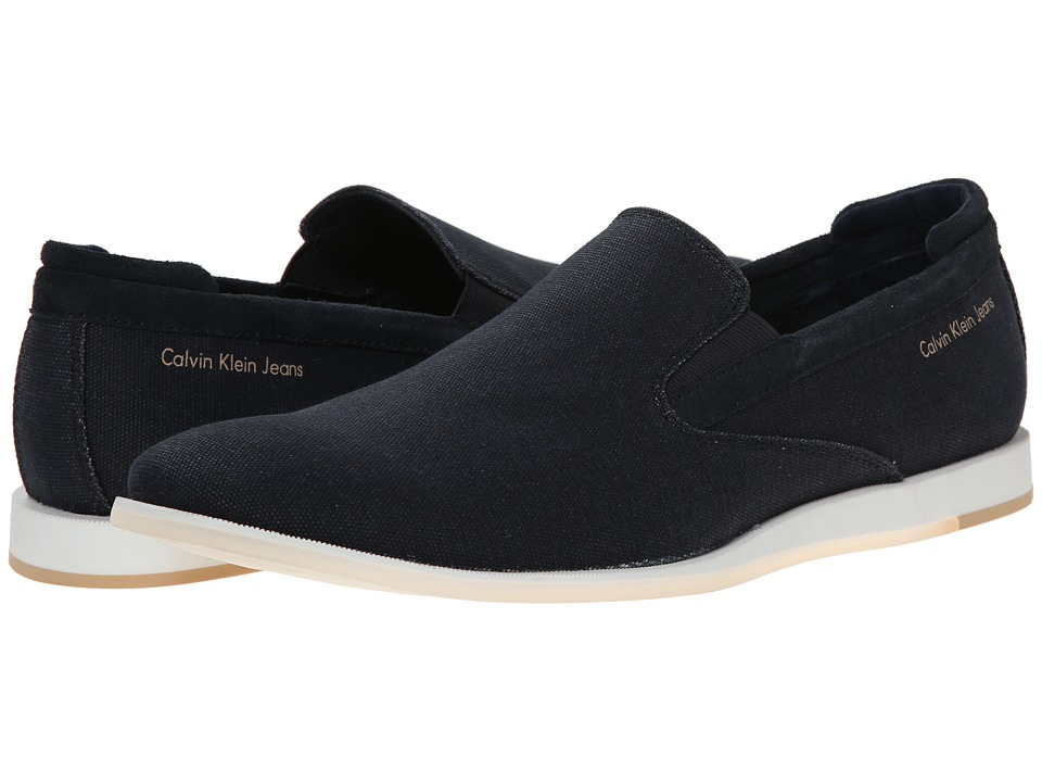 Calvin Klein Jeans - Denny (Midnight Canvas) Men's Shoes