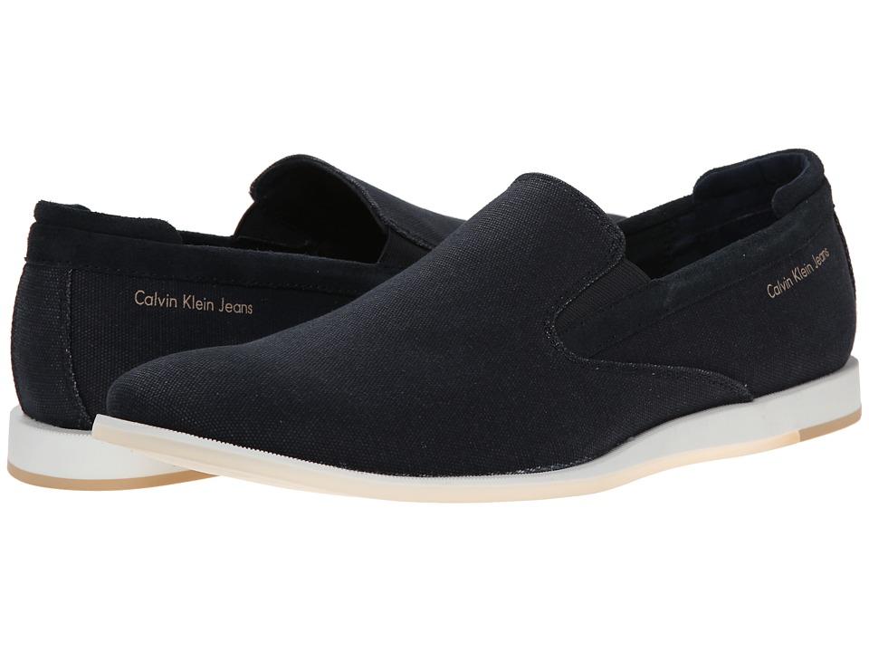 Calvin Klein Jeans - Denny (Midnight Canvas) Men's Shoes