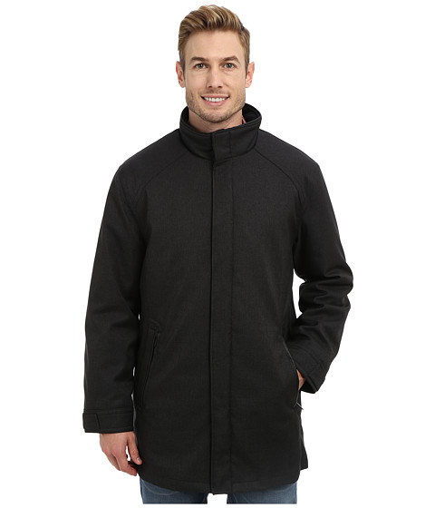 Rainforest - Cavalry Micro Parka (Charblack) Men's Coat