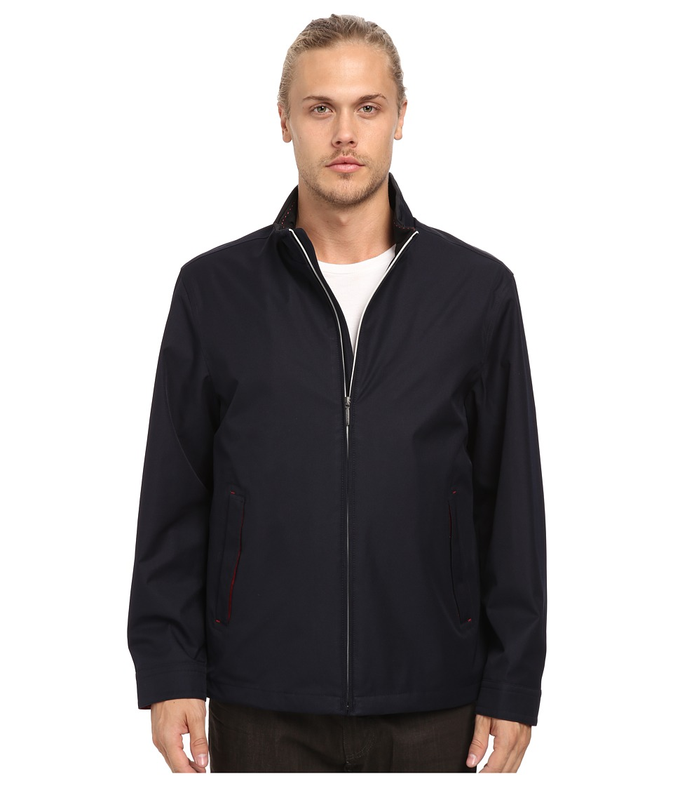 Rainforest - Micro Twill Light Weight Bomber (Midnight) Men's Coat