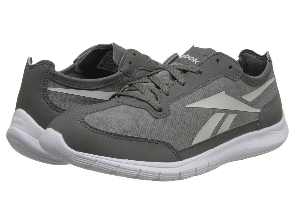 Reebok - Sport Ahead Action RS (Medium Grey/Steel/White) Women's Shoes