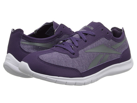 Reebok - Sport Ahead Action RS (Purple Shade/Foggy Grey/White) Women's Shoes