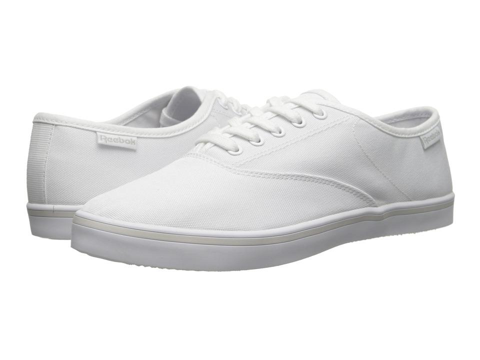 Reebok - Royal Tenstall (White/Steel) Women's Shoes