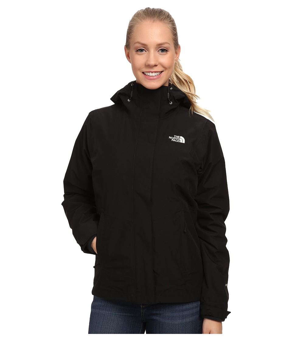 The North Face - Claremont Triclimate Jacket (TNF Black/TNF Black) Women's Coat