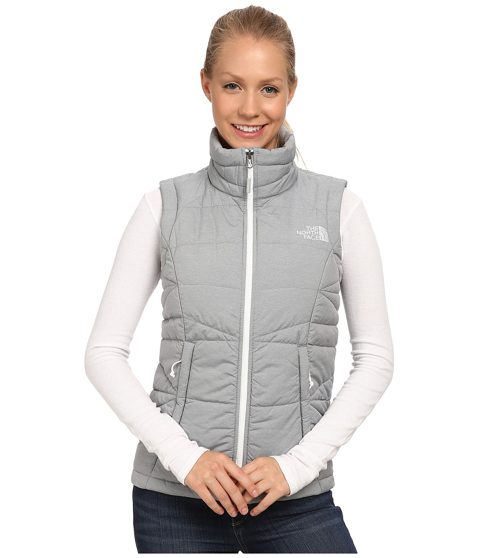 The North Face - Roamer Vest (Mid Grey Heather) Women's Vest