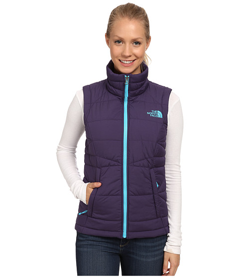 The North Face - Roamer Vest (Hero Purple Heather) Women's Vest