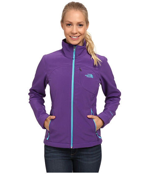 The North Face - Apex Bionic Jacket (Hero Purple) Women's Coat