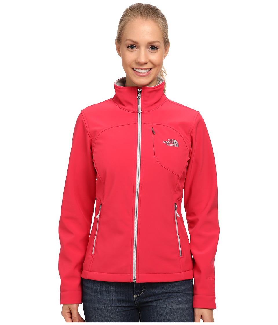 The North Face - Apex Bionic Jacket (Rose Red) Women's Coat