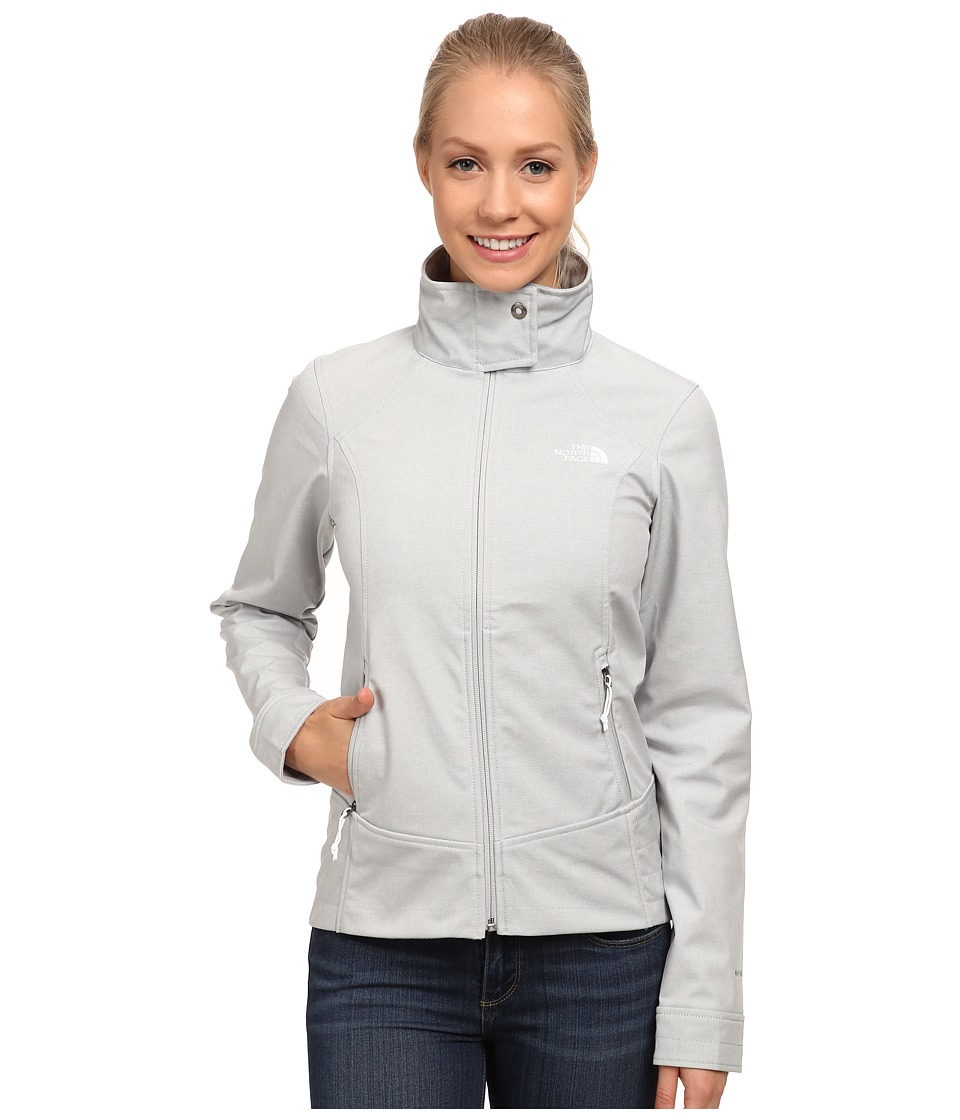 The North Face - Calentito 2 Jacket (High Rise Grey Heather) Women's Jacket