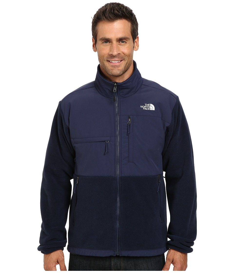 The North Face - Denali Jacket (Recycled Cosmic Blue/Cosmic Blue) Men's Coat