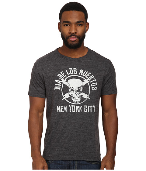 Tailgate Clothing Co. - Dia De Los Muertos Tee (Dark Storm Blend) Men