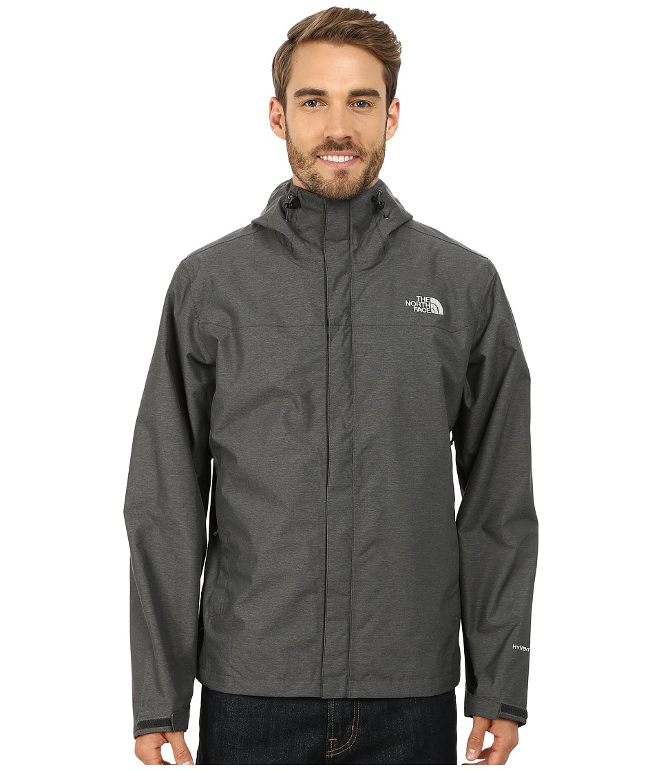 The North Face - Venture Jacket (Asphalt Grey Heather) Men's Coat
