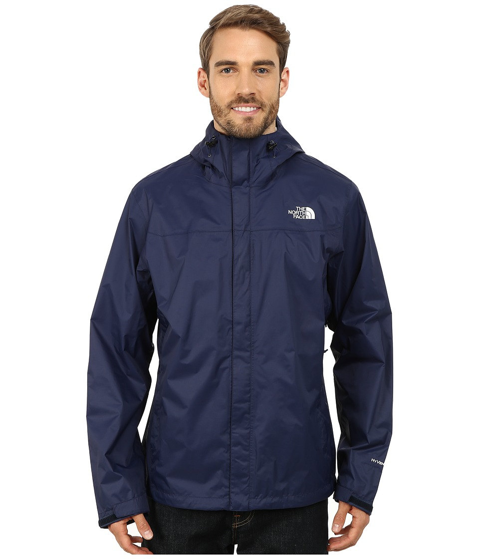 The North Face - Venture Jacket (Cosmic Blue) Men's Coat