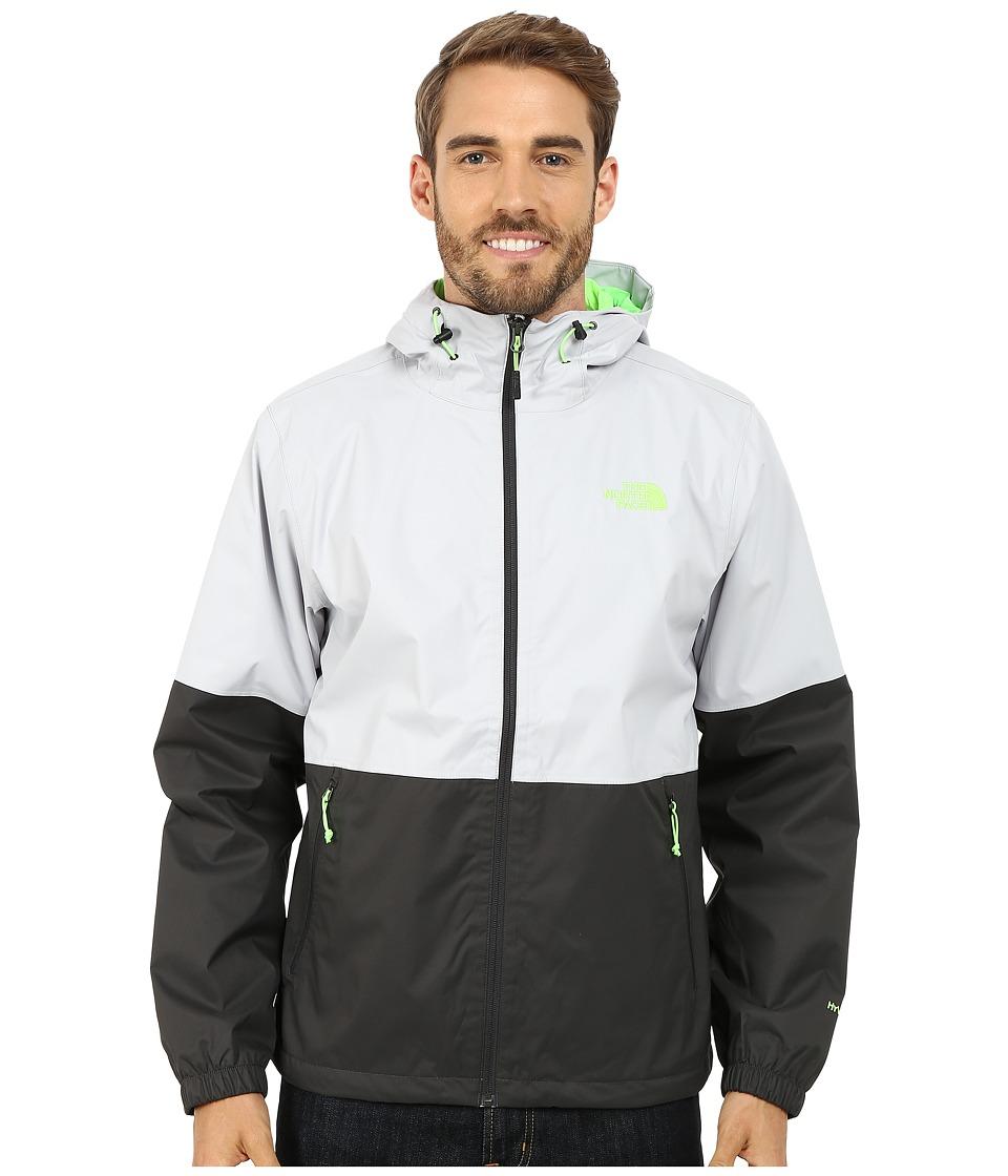 The North Face - Allabout Jacket (High Rise Grey/Asphalt Grey) Men's Coat