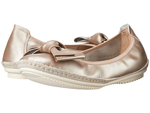 Josef Seibel - Pippa 01 (Platin Calf Metallic/Suede) Women's Shoes