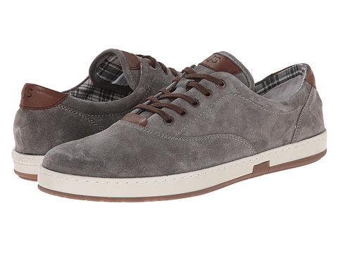 Josef Seibel - Gatteo 06 (Ash/Bark Shiny Velour/Canyon) Men's Shoes