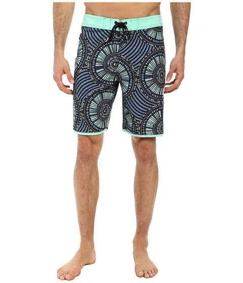 VISSLA - Skeleton Coast (Slate) Men's Swimwear