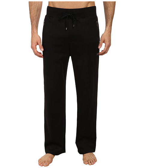 BOSS Hugo Boss - Innovation 4 Long Pant (Black) Men's Pajama