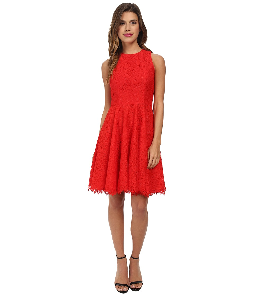 Shoshanna - Judith Dress (Ruby) Women's Dress