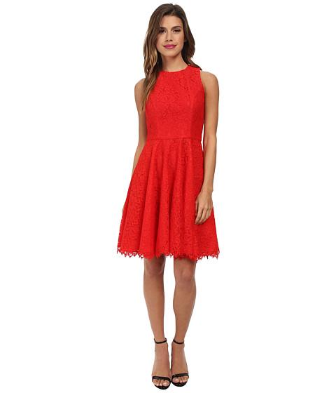 Shoshanna - Judith Dress (Ruby) Women