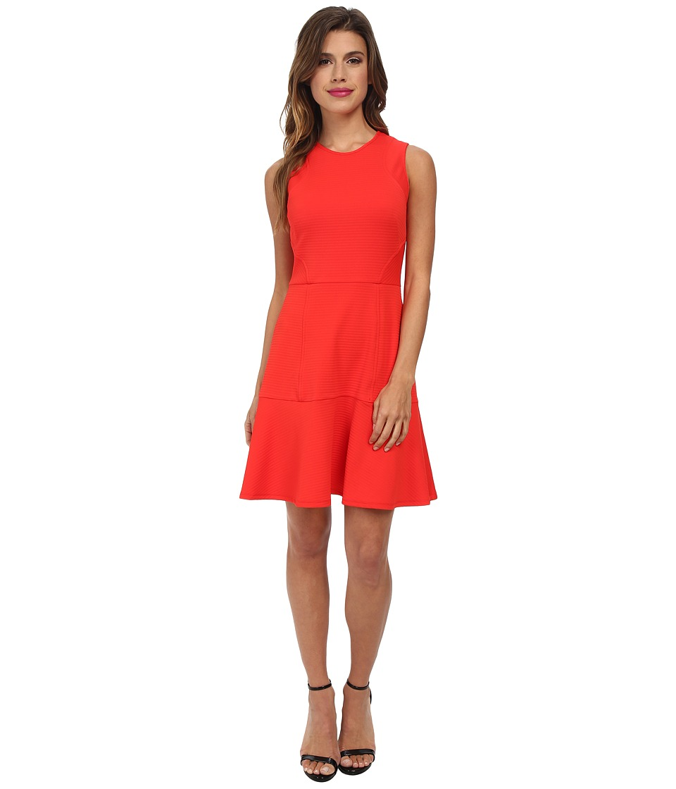 Shoshanna - Annika Dress (Ruby) Women's Dress