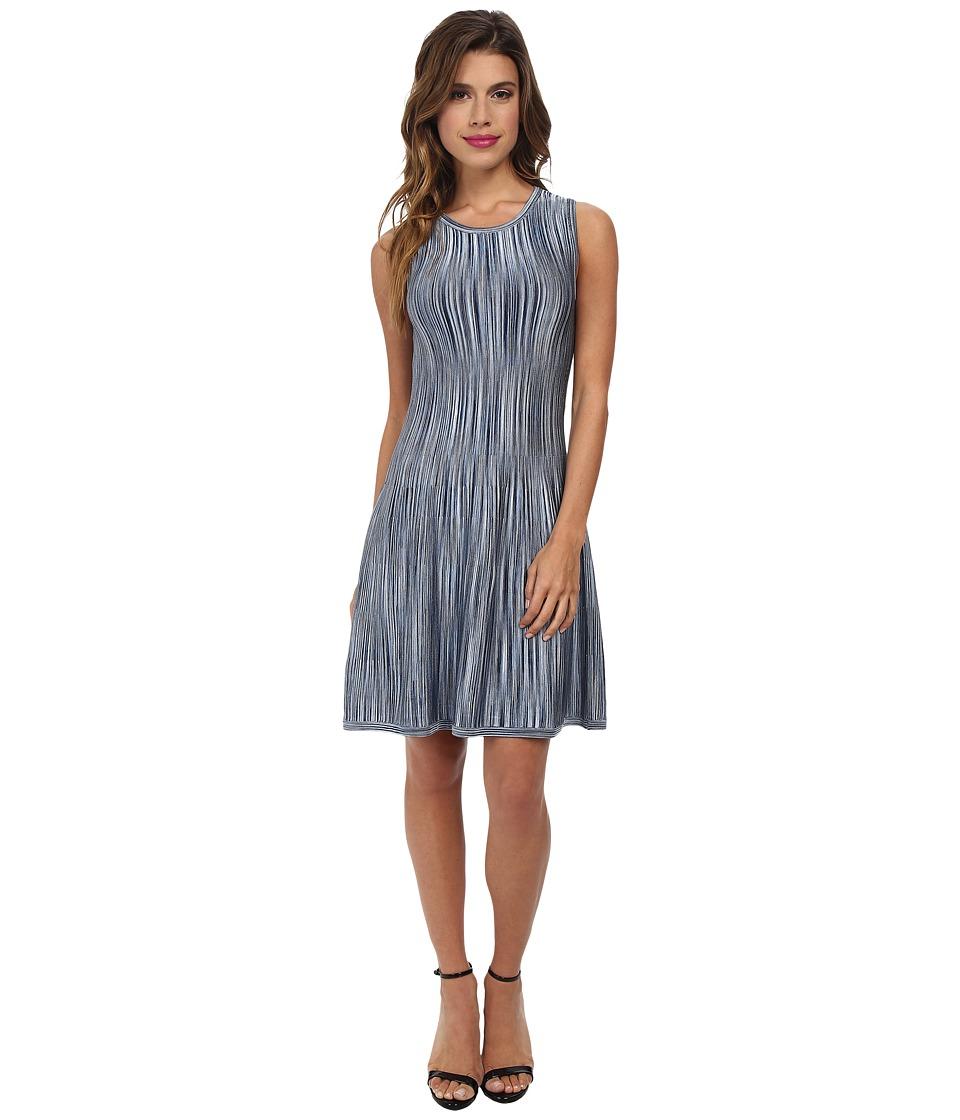 Shoshanna - Becky Dress (Blue Multi) Women