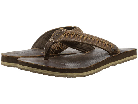 Bed Stu - Sculpin (Brown Leather) Men's Sandals
