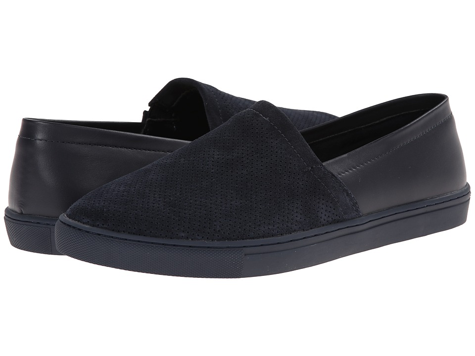 Kenneth Cole New York - C The Light (Navy) Men's Slip on Shoes