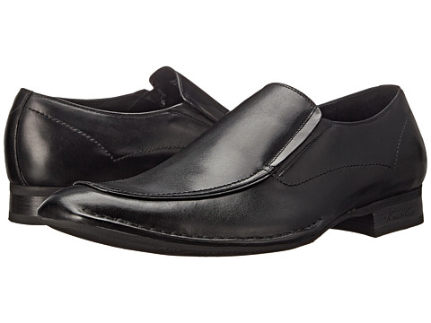 Kenneth Cole New York - Call The Shots (Black) Men's Slip on Shoes