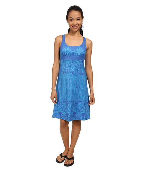 Prana - Holly Dress (Blue Jay) Women