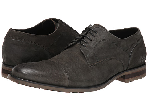 Kenneth Cole Reaction - Layer It On (Black) Men's Lace up casual Shoes