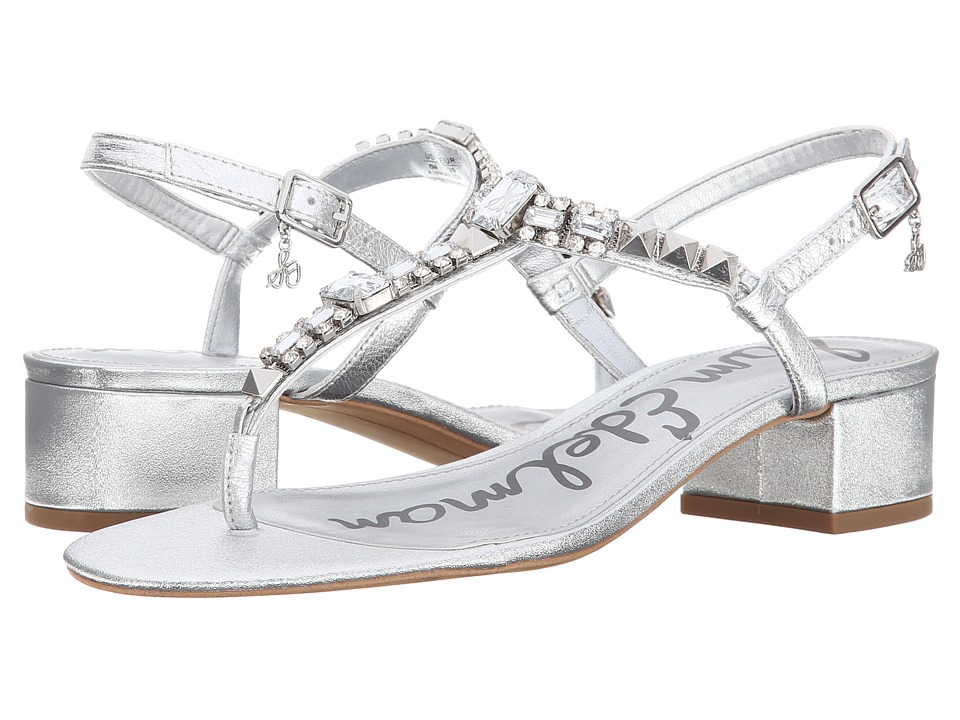 Sam Edelman - Annalise (Soft Silver) Women's Sandals