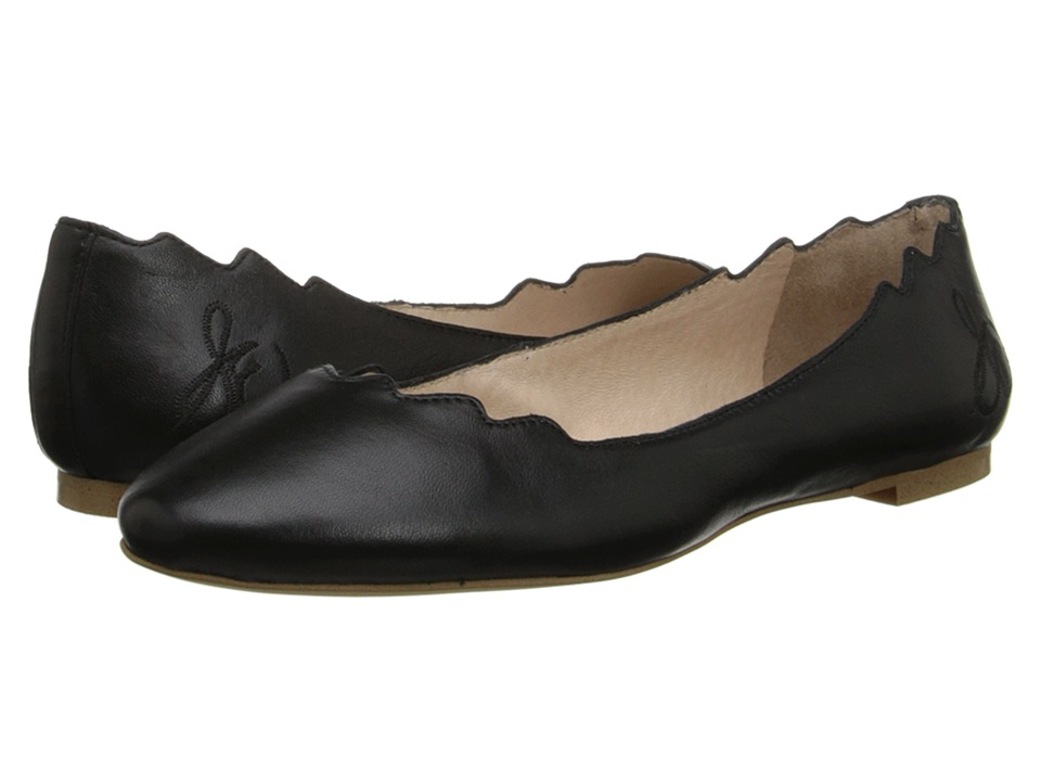 Sam Edelman - Augusta (Black) Women's Flat Shoes