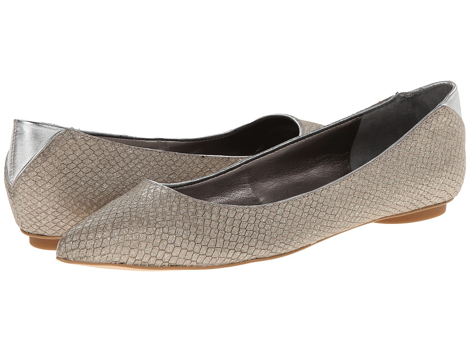 Sam Edelman - Colleen (Grey/Silver) Women's Flat Shoes