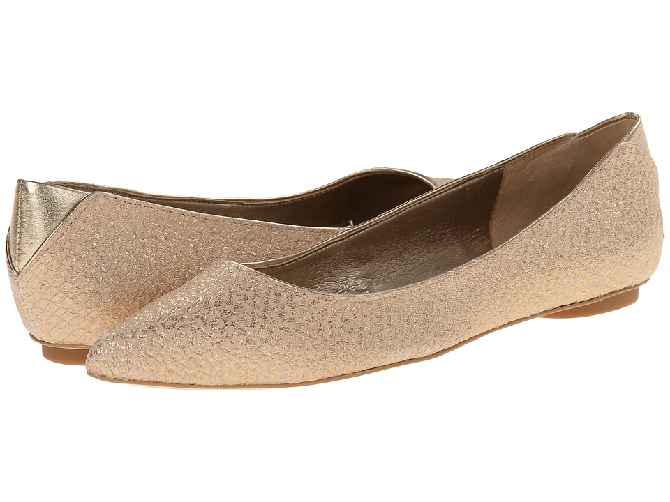 Sam Edelman - Colleen (Latte) Women's Flat Shoes