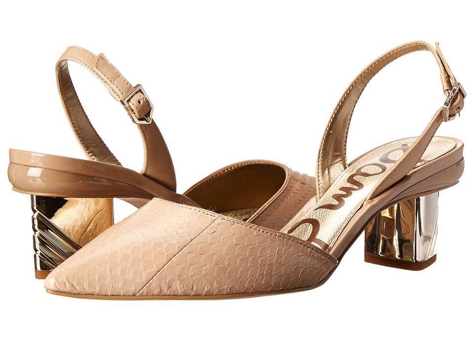 Sam Edelman - Carol (Buff Nude) High Heels