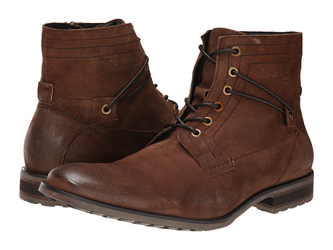 Kenneth Cole Reaction - Tell Again (Tan) Men's Lace-up Boots